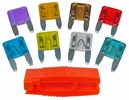 Pico 0976PT Assorted Pack of 8 ATM Fuses and Fuse Puller