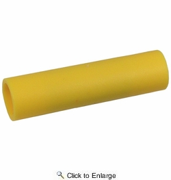 Pico 1600A  12-10 AWG(Yellow)  Vinyl Insulated Electrical Wire Butt Connector 500 Per Package
