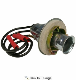Pico 5452A  1973-On Ford Double Contact Tail Light Socket (D2AB14A553FA) 25 per Package