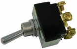 """Pico 5558A   12 Volt 25 Amp Moment On-Off-Moment On Toggle Switch 3/4"""" Handle DPDT 25 per Package"""