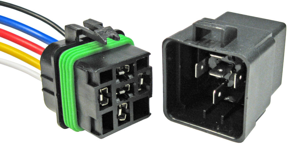 Pico 5593pt 12 Volt 40 Amp 5 Terminal General Purpose