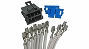 Pico 5627A  1988-On GM and 1995-2002 Saturn Blow Motor, Door Lock, Power Window Eleven Lead Wiring Pigtail (12101833) 25 Sets Per Package