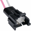 Pico 5632A  1985-1991 GM Black Ignition Coil Repair Harness Two Lead Wiring Pigtail (88860464) 25 Per Package
