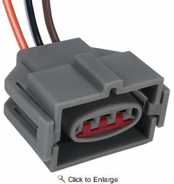Pico 5705PT  1988-1991 Ford EGR Sensor Connector Three Lead Wiring Pigtail