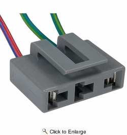 Pico 5712A  1986-On Ford Ignition Coil Three Lead Wiring Pigtail 25 Per Package