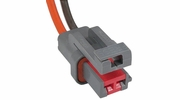 Pico 5723A  1984-On Ford Engine Cooling Fan Switch Two Lead Wiring Pigtail-Gray 25 Per Package