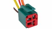 Pico 5725A  1982-1993 Ford Fuel Pump Relay Connector Four Lead Wiring Pigtail 25 Per Package