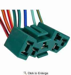 Pico 5740A  1980-1994 Ford Turn Signal Switch Harness Eight Lead Wiring Pigtail 25 Per Package