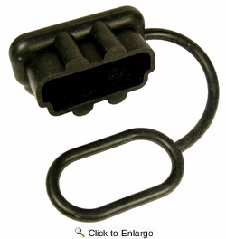 Pico 6372A  Dust / Safety Cap w/ Safety Loop for 175 Amp Battery Cable Quick Connector (6364) 25 per Package