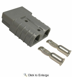Pico 6383PT  4 AWG 175 Amp Battery Cable Quick Connector Housing and Contacts Set