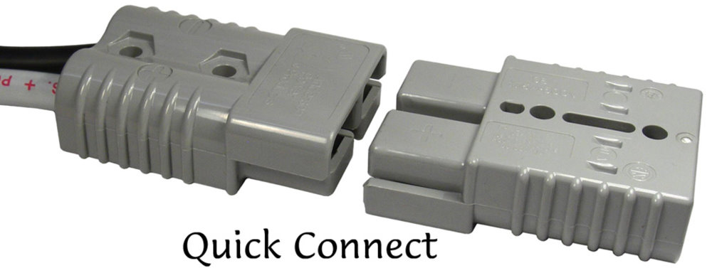 Battery Cable Connectors : Pico pt awg amp battery cable quick connector