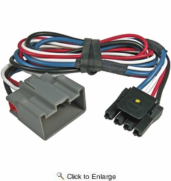 Pico 6523PT  2009-2013 Ford LiteMate Electronic Brake Control Vehicle Adapter