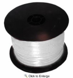 Pico 81167A  16 AWG White Primary Wire 1000' per Package