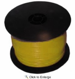 Pico 81182A  18 AWG Yellow Primary Wire 1000' per Package