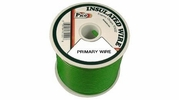 Pico 81204S  20 AWG Green Primary Wire 100' per Package