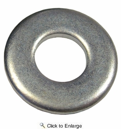 "Pico 9640M  1/4"" USS Flat Washer 9 per Package"