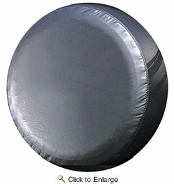 Pilot Automotive CM02WK  Spare Tire Cover - 26.5 to 29.5 inch