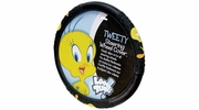 PlastiColor 6454R01  Tweety Attitude Steering Wheel Cover