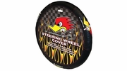 PlastiColor 6467R01  Mr. Horsepower Steering Wheel Cover