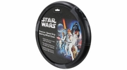 PlastiColor 6736R01  Star Wars Darth Vader Premium Speed Grip Steering Wheel Cover