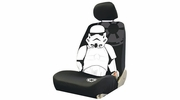 PlastiColor 6933R01  Star Wars Stormtrooper Low Back Seat Cover