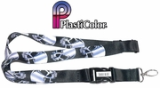 Plasticolor Lanyard Key Chains