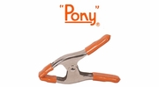 Pony Spring Clamps