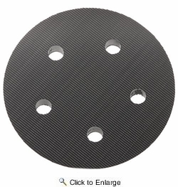 """Porter Cable 15000  5"""" 5-Hole Standard Hook and Loop Replacement Pad"""
