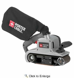 """Porter Cable 352VS  3"""" x 21"""" Variable-Speed Sander"""