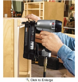 "Porter Cable BN200C  18-Gauge 2"" Brad Nailer Kit"
