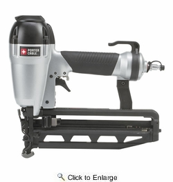 "Porter Cable FN250C  16 Gauge 2-1/2"" Finish Nailer Kit"