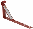 "Qual-Craft 2501  45� Fixed Angle Heavy Duty Roofing Bracket - 10"" Platform"