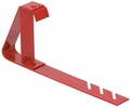 "Qual-Craft 2502  90� Fixed Angle Heavy Duty Roofing Bracket - 6"" Platform"