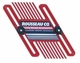 Rousseau 3301-5  Dual Pressure Featherboard Single Pack
