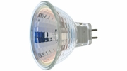 Satco S3462  12-Volt 50 Watt Halogen MR16 Bulb with Narrow 9 Degree Beam - No Lens