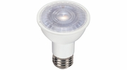 Satco S9386  4.5 Watt Dimmable 3000K Warm White LED PAR16 Reflector Flood Light Bulb - Medium Base (45w Equivalent)