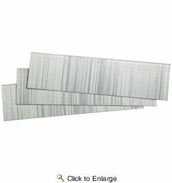 "Senco ZX21EAA   2"" X 21 Gauge Galvanized Straight Strip Medium Head Pins - 5000 Per Box"