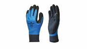 Showa 306  Breathable and Water Repellant Fully Coated Dual Latex Grip Gloves  - XLarge