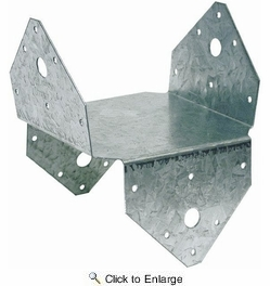 Simpson Strong Tie BC6 6x6 Post Cap/Base