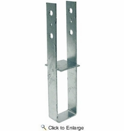 Simpson Strong Tie CB44HDG 4x4 Post Column Base HDG