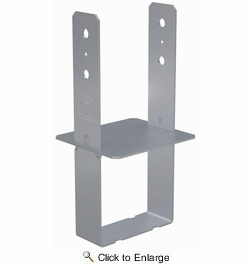 Simpson Strong Tie CB88  8x8 Post Column Base