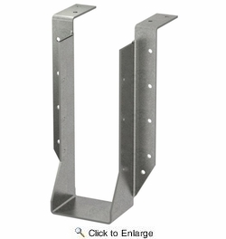 Simpson Strong Tie HU210-2TF  Double 2x10 Heavy Duty Top Flange Joist Hanger