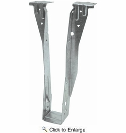 """Simpson Strong Tie ITS2.56/11.88  2-1/2"""" x 11-7/8"""" I-Joist Top Flange Hanger w/Strong-Grip Seat"""