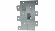 "Simpson Strong Tie LTP4  3"" x 4-1/4"" Lateral Tie Plate"