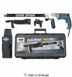 Simpson Strong Tie PRO300SM35K  Quik Drive Auto-Feed System with Makita 3500 RPM Scredriver Motor