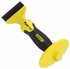 """Stanley 16-334   2-3/4"""" X 8-1/2"""" FatMax Mason's Chisel with Bi-Material Hand Guard"""