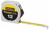"Stanley 33-212  12' x 1/2"" PowerLock Tape Measure"