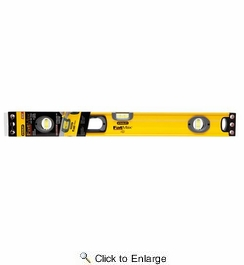 "Stanley 43-524  FATMAX 24"" Non-Magnetic Level"