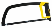 "Stanley STHT20139L  12"" Solid Frame Hacksaw With Bi-Material Handle"