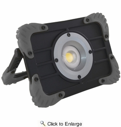 Stonepoint CU-12000RU  1200 Lumen Portable LED Rechargeable Worklight with USB Port
